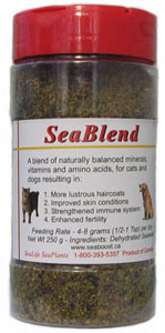 SeaBlend for Cats